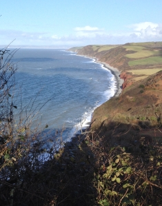 v,, Hartland Point Lighthouse, South West Coast Path, Devon, Cornwall, South West England, Walking, Walks,