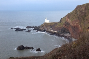 Hartland Point Lighthouse, South West Coast Path, Devon, Cornwall, South West England, Walking, Walks,